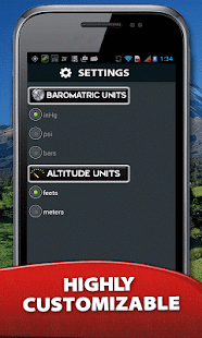 Accurate Altitude Measurement Android Apps On Google Play - Elevation measurement app