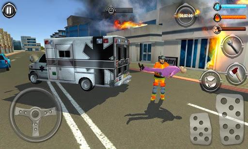 NY City FireFighter 2017  screenshots 2