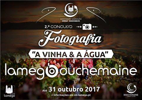 Concurso de fotografia reforça geminação de Lamego com localidade francesa