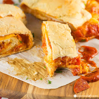 Meat Rolled In Bread Dough Recipes.