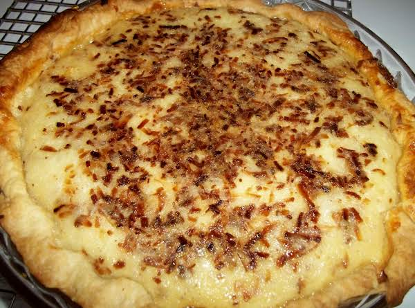 Coconut Custard Pie Recipe Test Kitchen