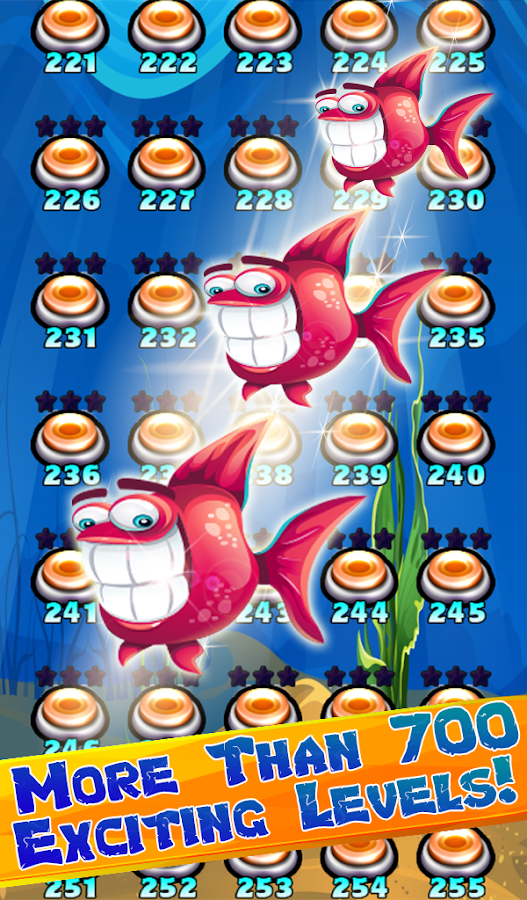 Underwater Jewels Match- screenshot