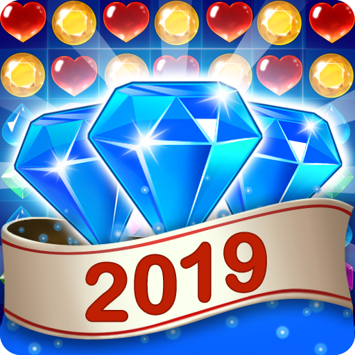 Jewel & Gem Blast - Match 3 Puzzle Game Icon