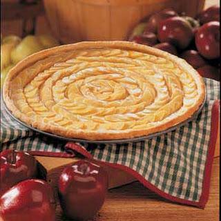 Autumn Apple Tart