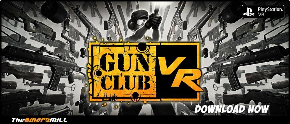 Gun Club VRで遊んでみよう