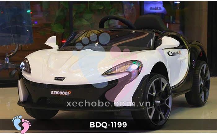 Xe hơi điện trẻ em BDQ-1199 McLaren 17
