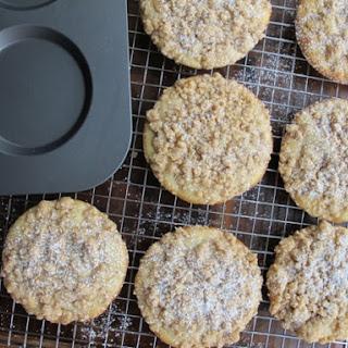 Crumb Cake Muffin Tops Recipe