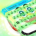 GO Keyboard Nette Sun icon