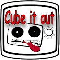 Cube it outs icon