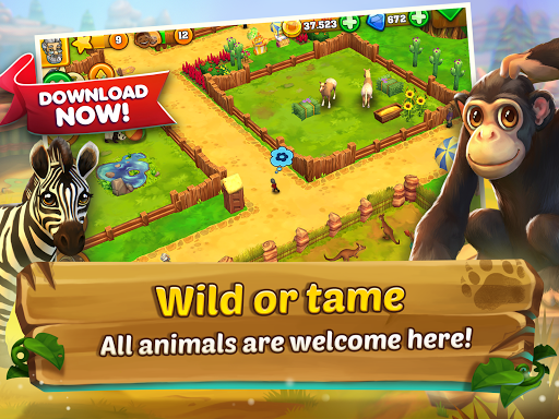 Zoo 2: Animal Park filehippodl screenshot 8