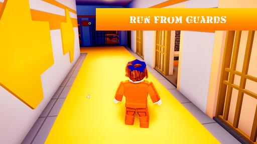 Jailbreak Prison Escape Survival Rublox Runner Mod 1.5 screenshots 2