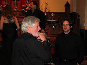 Photo: April 2008: Final Concert; Jeffery Kite-Powell & Keith Knop