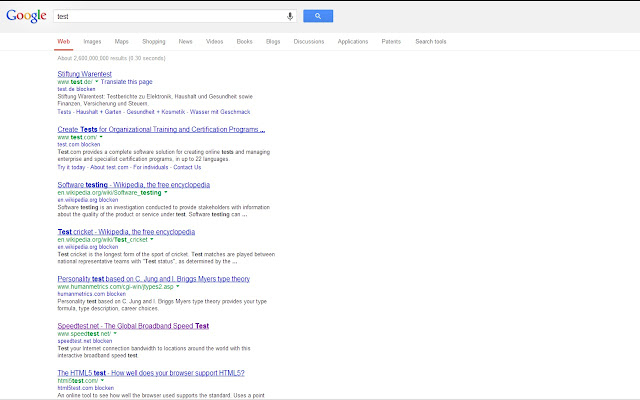 Google Search Page Enhancer
