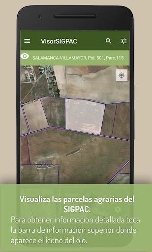 VisorSIGPAC - Libreta de campo 1.2.21 screenshots 1