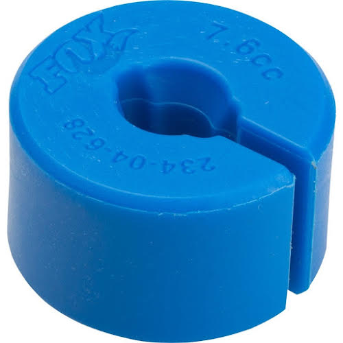 Fox Float NA Air Volume Spacer for 36, 7.6 cc, Blue