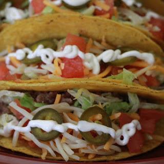 Touchdown Tacos.