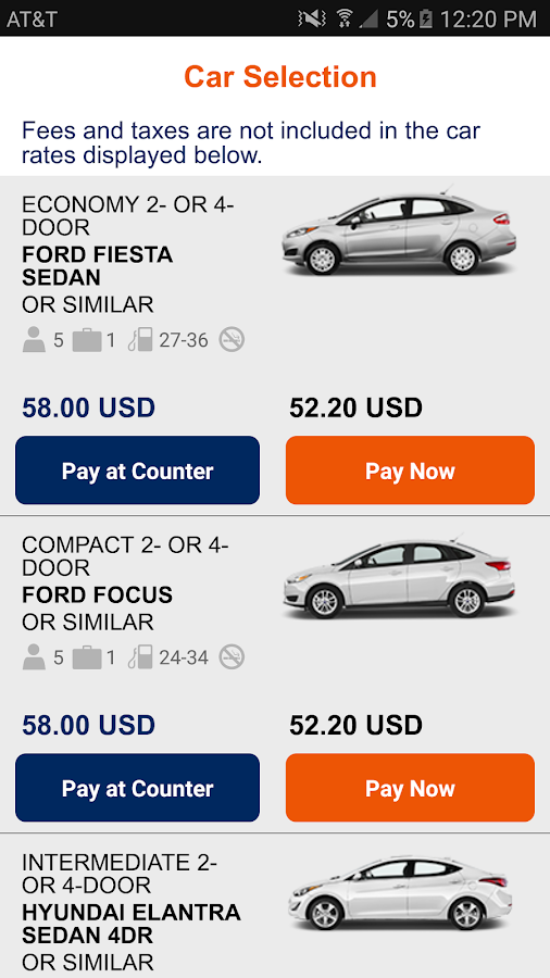 Budget car rental aplicaciones de android en google play for Budget autoconstruction