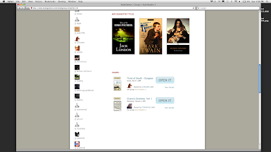 Photo: Group Page with addtional shared books on BookGlutton