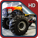 Monster Trucks Wallpaper HD icon