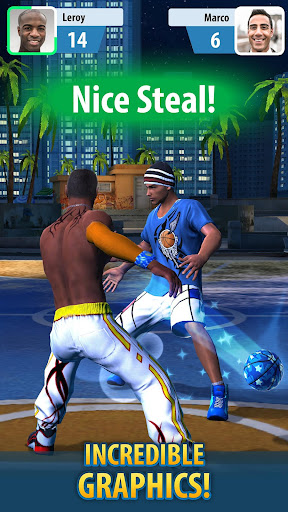 Basketball Stars apkmind screenshots 4