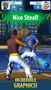 Basketball Stars MOD APK (Perfect Shot) 4