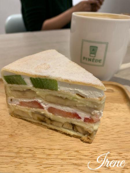 【Pinede彼內朵】烤起司蛋糕好好食(民生社區下午茶)
