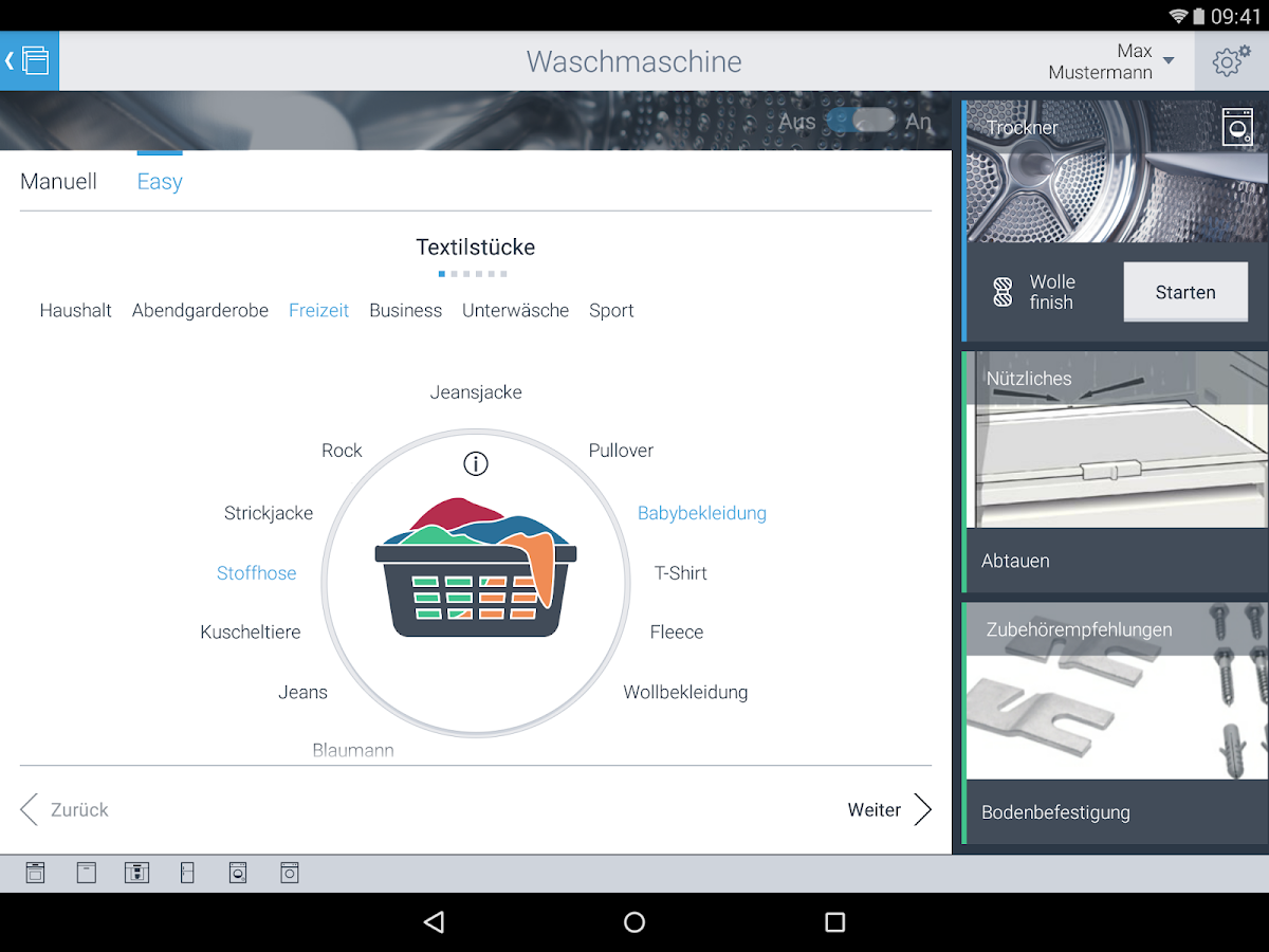 neues android auf tablet installieren