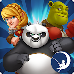DreamWorks Universe of Legends Icon