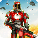 Gun Shooting War simulation game: Heavy weapons icon