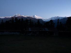 Photo: early morning,Dhakuri