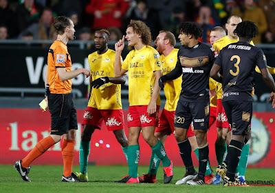 Kevin Vandendriessche is fit voor het duel tegen Antwerp