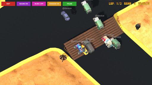 Télécharger Micro Machines Mini Racing mod apk screenshots 1