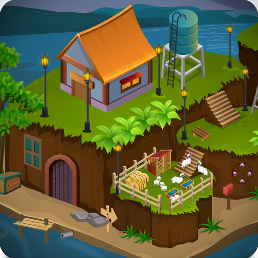 Escape Game: Farm Island