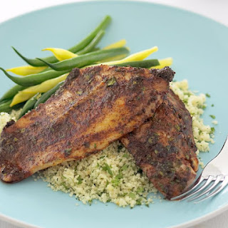 Baked Fish With Couscous Recipes.