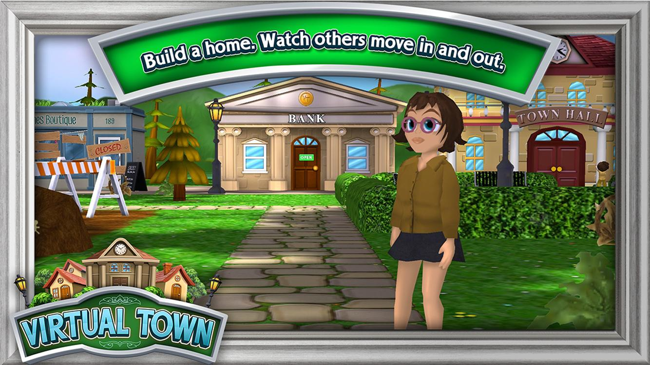 virtual town android apps on google play virtual town screenshot
