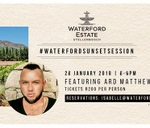 Waterford Sunset Session : Waterford Wine Estate
