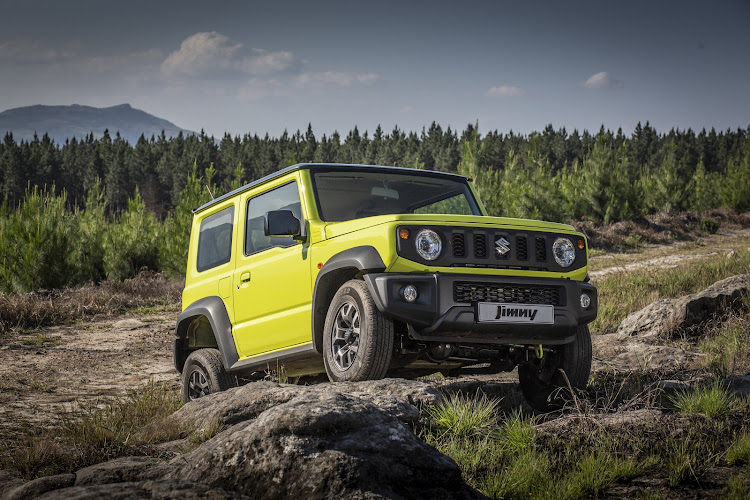 Suzuki Jimny. Picture: SUPPLIED
