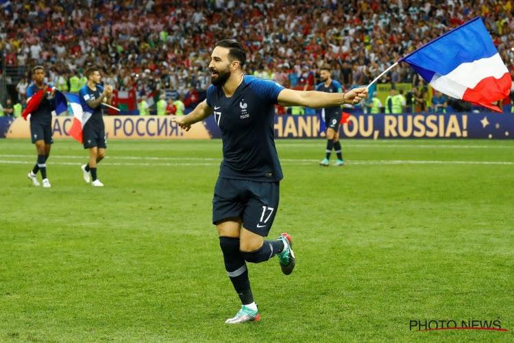 Adil Rami va offrir un cadeau aux Bleus pour l'Euro