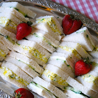 Egg Salad With Cream Cheese Recipes.
