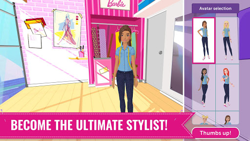 Barbie Fashion Funu2122 1.0.4 screenshots 9