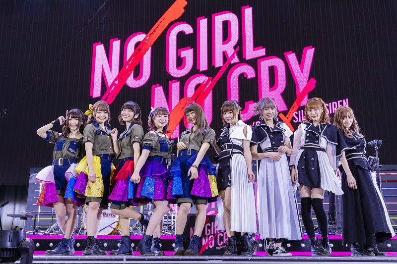 [迷迷音樂] Poppin'Party×SILENT SIREN「NO GIRL NO CRY」2DAYS圓滿結束 Poppin'Party秋巡宣布