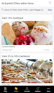 Burnbill - Cashback & Rewards- screenshot thumbnail