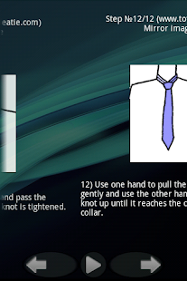 To tie a tie and a bow. Lite- screenshot thumbnail