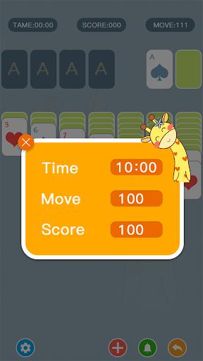 Classic card game screenshot 5