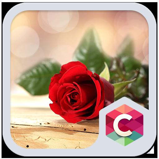 Beautiful Red Rose Theme