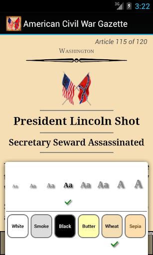 1865 Apr Am Civil War Gazette