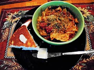 NOT STUFFED - CABBAGE ROLL