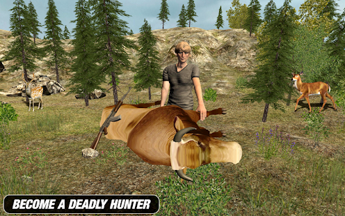 Animal Hunting Sniper Shooting Expert- screenshot thumbnail
