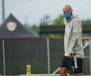 """Officiel : Thierry Henry quitte CF Montréal : """"C'est avec le cœur lourd que j'ai décidé de prendre cette décision"""""""