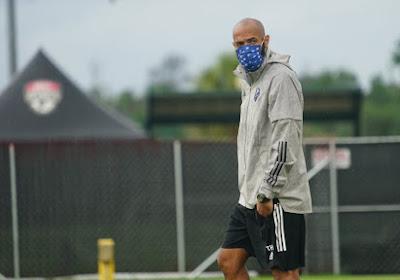 """🎥 Thierry Henry exigeant avec ses joueurs : """"C'est pas du football ça !"""""""